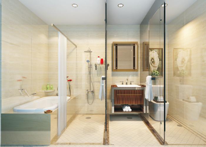 UB1632型(xing)整體(ti)浴室
